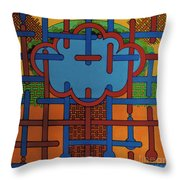Rfb0614 Throw Pillow