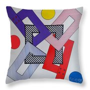 Rfb0616 Throw Pillow