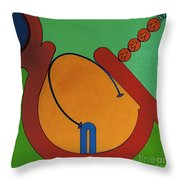 Rfb0619 Throw Pillow