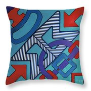 Rfb0620 Throw Pillow