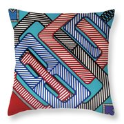 Rfb0627 Throw Pillow