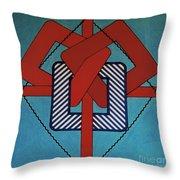 Rfb0631 Throw Pillow