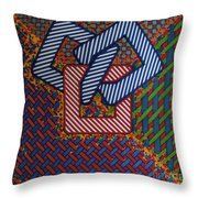 Rfb0637 Throw Pillow