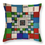 Rfb0646 Throw Pillow