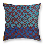 Rfb0703 Throw Pillow
