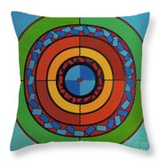 Rfb0708 Throw Pillow