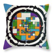 Rfb0712 Throw Pillow
