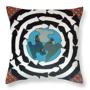 Rfb0714 Throw Pillow