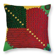 Rfb0718 Throw Pillow
