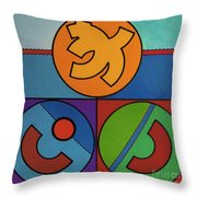 Rfb0719 Throw Pillow