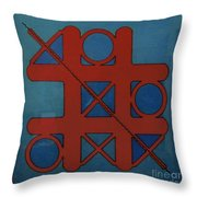 Rfb0802 Throw Pillow