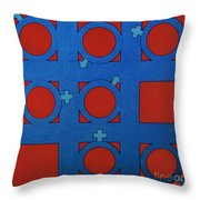 Rfb0803 Throw Pillow