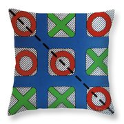 Rfb0804 Throw Pillow