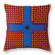 Rfb0807 Throw Pillow