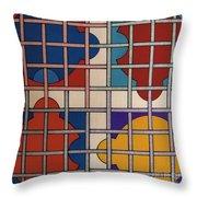 Rfb0808 Throw Pillow