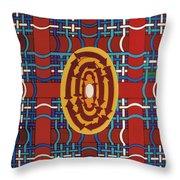 Rfb0809 Throw Pillow
