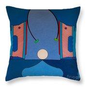 Rfb0902 Throw Pillow