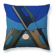 Rfb0904 Throw Pillow