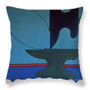 Rfb0905 Throw Pillow