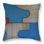 Rfb0907 Throw Pillow