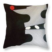 Rfb0914 Throw Pillow