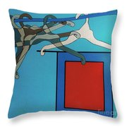 Rfb0926 Throw Pillow