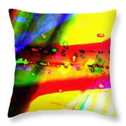 Rgb3a - York Throw Pillow