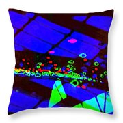 Rgb3b - York Throw Pillow