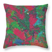 Rhapsody In Fall Throw Pillow