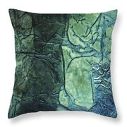 Rhapsody Of Colors 43 Throw Pillow