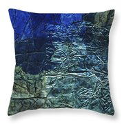 Rhapsody Of Colors 66 Throw Pillow