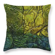 Rhapsody Of Colors 72 Throw Pillow