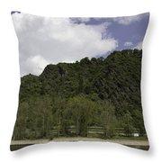 Rhenish Massif 01 Throw Pillow