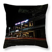 Ribs And Rumps In Manly Throw Pillow
