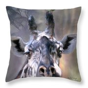 Ridin' High Throw Pillow