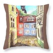 Riga Throw Pillow
