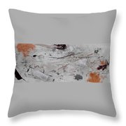 Righteous Judgment One Long Throw Pillow