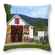 Rileys Farm - Oak Glen Throw Pillow