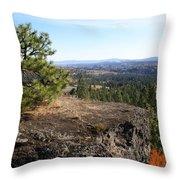 Rimrock Throw Pillow