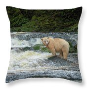 Ringer  Unsigned Throw Pillow