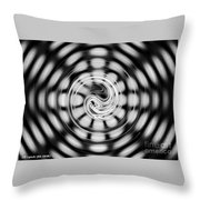 Ringing Of The Bells Throw Pillow