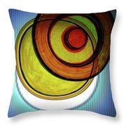 Eclipse-2 # 2 Throw Pillow