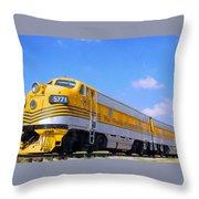 Rio Grande F9s Throw Pillow