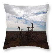 Rio Rancho New Mexico Throw Pillow