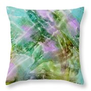 Ripples On Water Throw Pillow
