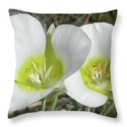 Rise To The Occasion Throw Pillow