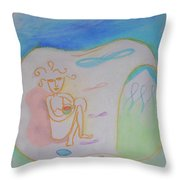 Rishikesh Throw Pillow