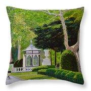 Rittenhouse Square Throw Pillow