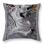 River God Throw Pillow