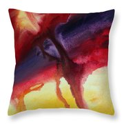 River Of Dreams 1 By Madart Throw Pillow